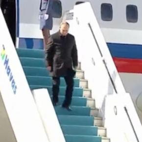 Εγκαίνια μιας νέας απειλής! Πούτιν και Ερντογάν κόβουν την κορδέλα στο πυρηνικό εργοστάσιο τουΑκούγιου