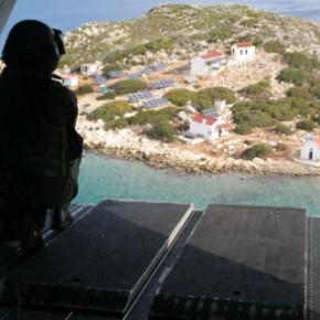 Επεισόδιο με τουρκικό ελικόπτερο στηΡω