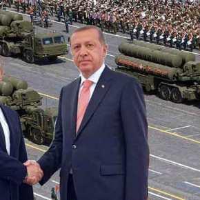 Πούτιν: Προτεραιότητά μας η παράδοση των S-400 στηνΆγκυρα
