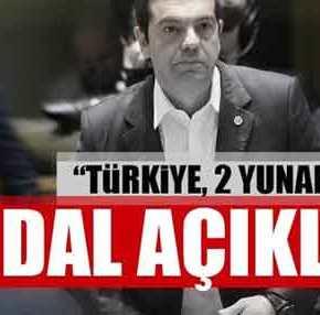 «Βράζουν» από θράσος τα τουρκικά ΜΜΕ για τον Α.Τσίπρα: «Μας προκαλεί και μαςστοχοποιεί»