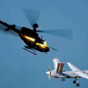 Αρχές του Θέρους μας έρχονται τα Ε/Π «OH-58D Kiowa» που θα κατεβάζουν τα …Τουρκικά «Anka-UAV» σαν Παπιά!