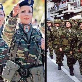 «Αύξηση θητείας, προσλήψεις ΕΠΟΠ και εθελοντική στράτευση γυναικών» για να σωθεί η χώρα -To σχέδιο τωνΕπιτελείων