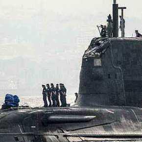 Βρετανικά υποβρύχια βρίσκονται σε απόσταση βολής από τηΣυρία