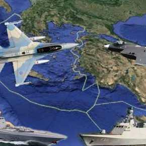 Έρχονται δύο μήνες «κόλαση»: Οι ανησυχίες ΗΠΑ-Γαλλίας για πολεμική σύρραξη στοΑιγαίο