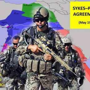 Καρφί στο φέρετρο Τουρκίας και συστήματος Ασφαλείας Σάικς Πικό: Γαλλικά στρατεύματα σε στενή συνεργασία με Κούρδους τουYPG