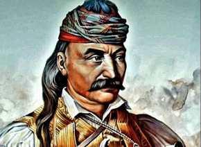 Σαν σήμερα το 1770 γεννήθηκε ο ελευθερωτής του Γένους, ΘεόδωροςΚολοκοτρώνης