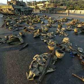 Ποιες τουρκικές Ένοπλες Δυνάμεις; – Ο Ερντογάν τιςξεδοντιάζει