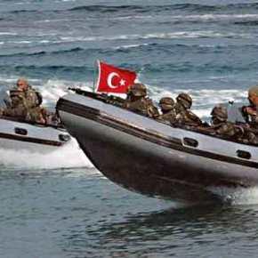 Δεν υπάρχει ελληνική σημαία στον «ΜικρόΑνθρωποφάγο»