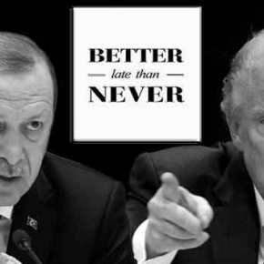 Oι ΗΠΑ «ισοπεδώνουν» τον Ερντογάν: «Βοήθησες στρατιωτικά το ISIL στηΣυρία»