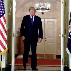 Τραμπ για Συρία: Αποστολήεξετελέσθη!