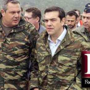 Συναγερμός από το Foreign Policy: Ελλάδα και Τουρκία κινούνται αργά προς τονπόλεμο