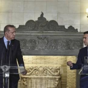 «Η Ελλάδα έχει πρωθυπουργό και όχιΣουλτάνο»