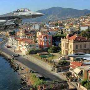 Νέα Σκληρή Εμπλοκή με Οπλισμένα Τούρκικα F-16 …Δυτικά της ν.Λέσβου