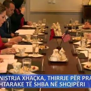 Η Αλβανία προσφέρει στις ΗΠΑ χερσαίες, ναυτικές και αεροπορικέςβάσεις