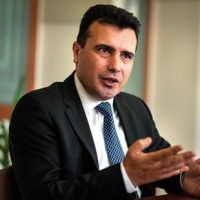 Σκοπιανό: Πιο αισιόδοξος ο Ζάεφ δηλώνει ότι μετά τη συνάντηση στηΒιέννη