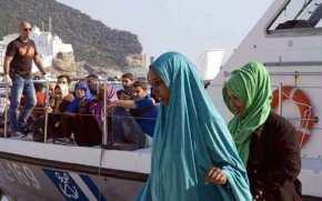 Σε 6 ημέρες πέρασαν στα νησιά του Βορείου Αιγαίου 1.200«μετανάστες»