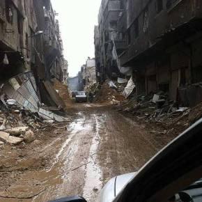 Σκηνές Αποκάλυψης στηΣυρία