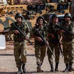 Ο Ερντογάν προαναγγέλλει επιχειρήσεις κατά των Κούρδων στην Μανμπίτζ και προχωρά σε ασκήσειςεπιστράτευσης!