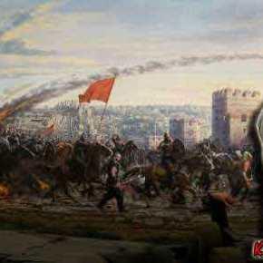 Σαν σήμερα ο Κωνσταντίνος Παλαιολόγος απέρριψε την πρόταση του Μωάμεθ για παράδοση τηςΠόλης