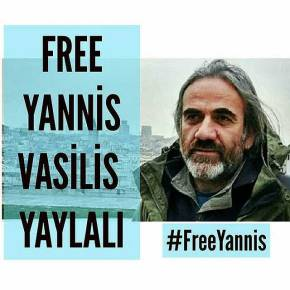 Βαρύτατες κατηγορίες για τον Έλληνα αγωνιστή που είναι ένα χρόνο σε τουρκικέςφυλακές