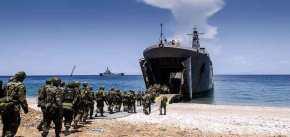 H 32η Ταξιαρχία Πεζοναυτών «ζεσταίνει τις μηχανές της»: Ετοιμη για μάχη μέχρις εσχάτων σε όλο τοΑιγαίο