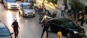 Εικόνες-σοκ από την αιματηρή σύλληψη Αιγύπτιου στην Καλαμάτα – Είχε μαχαιρώσειαστυνομικό!