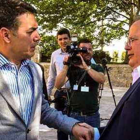Κοτζιάς: Στις Βρυξέλες ο Έλληνας ΥΠΕΞ – Πρόγευμα εργασίας με τονΝτιμιτρόφ