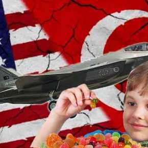 Ποιοι θέλουν να μας πείσουν ότι η Τουρκία δεν θα παραλάβει τα F-35 καιγιατί