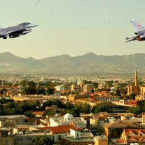 Οκτώ Τούρκικα F-16 & 2 F-4 …Σάρωσαν το ΝΑ Αιγαίο…Εμπλοκή στηΡόδο!