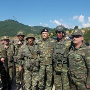 Α/ΓΕΣ: Οι Δυνάμεις Εθνοφυλακής Πολλαπλασιαστής Ισχύος του ΣτρατούΞηράς