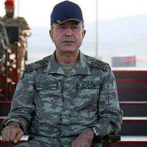 Προκαλεί ο Στρατηγός Ακάρ: Η Τουρκία θα συνεχίσει να είναι εγγυήτρια στηνΚύπρο