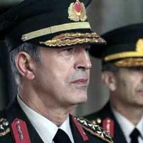 Με έκτακτη μετάδοση από τη τουρκική τηλεόραση ο Τούρκος A/ΓΕΕΘΑ προειδοποίησε Ελλάδα & Κύπρο με πόλεμο(upd)