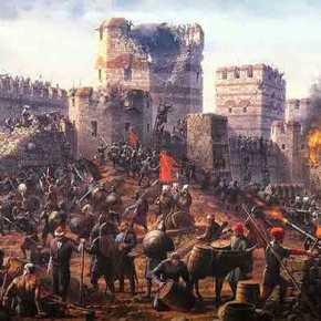 Σαν σήμερα το 1453 «Η Πόλιςεάλω»