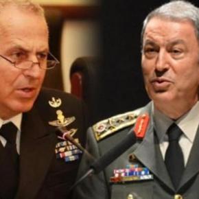 Ναύαρχος Αποστολάκης σε Στρατηγό Ακάρ: Απελευθερώστε τους στρατιωτικούςμας