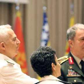 """Συναντήσεις Α/ΓΕΕΘΑ και Τούρκου Αρχηγού: """"Δεν έχουμε να πούμε τίποτα εμείς οιδυο"""""""