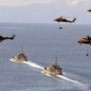 Μεγάλη στρατιωτική κινητοποίηση στην Α.Μεσόγειο για «απομάκρυνση πολιτών» από εμπόλεμη ζώνη προς Κύπρο – Τιέρχεται;
