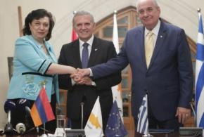 Ελλάδα – Κύπρος: Στα σκαριά νέα τριμερής με τηνΑρμενία