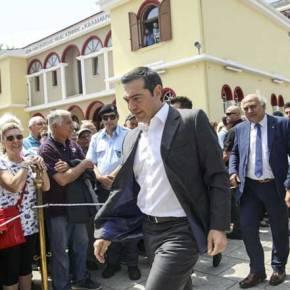 Άγρια «γιούχα» σε Τσίπρα στη Θεσσαλονίκη: «Είσαι ψεύτης, μου έκοψες την σύνταξη» – Δείτεβίντεο