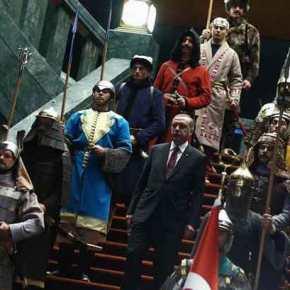Η γαλλική τηλεόραση ισοπεδώνει τον επίδοξο Σουλτάνο,Ερντογάν