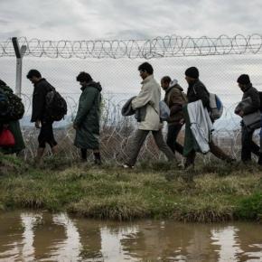«Συναγερμός» για τις αφίξεις προσφύγων μέσωΈβρου
