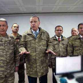 Ρ.Τ.Ερντογάν εκτός ελέγχου: «Η Ελλάδα είναιτελειωμένη»
