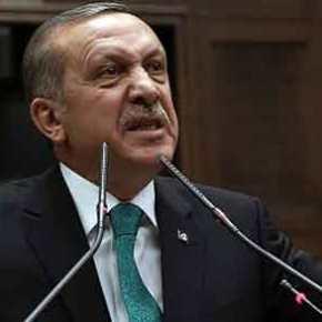Σάλος στην Τουρκία με την φωτογραφία που τον εμφανίζει σαν τον… διάβολο με κέρατα – «Άφρισε» ο Τούρκοςπρόεδρος