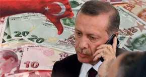 Τουρκία: Υποβάθμιση από τους S&P στην οικονομία μαχαιριά στονΕρντογάν!