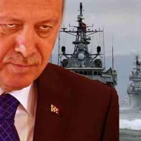 Η Τουρκία έτοιμη για θερμό επεισόδιο σε Αιγαίο και κυπριακήΑΟΖ