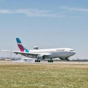 Eurowings: Δεκαέξι νέα δρομολόγια από και προς τηνΕλλάδα