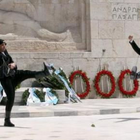 Γενοκτονία Ποντίων: Η αλλαγή φρουράς στον «Άγνωστο Στρατιώτη» και οιεκδηλώσεις