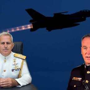 """Ο Α/ΓΕΕΘΑ στις ΗΠΑ με το """"δώρο"""" των F-16! Το """"ταμείο"""" της ελληνοαμερικανικής σχέσης"""