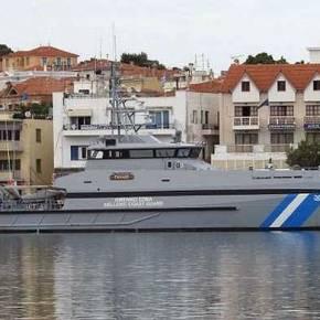 Ετοιμοπόλεμο το σκάφος «Γαύδος» που εμβολίστηκε από Τούρκους σταΊμια