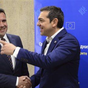 Μακεδονικό: Τα όχι για το Ίλιντεν, η Σκοπιανή ετοιμότητα και η Σολομώντειοςλύση