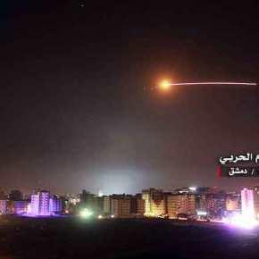 Ο πόλεμος του Ισραήλ με το Ιράν άρχισε στο έδαφος τηςΣυρίας